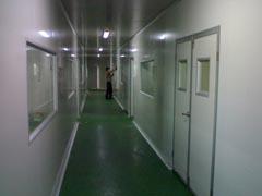 淨化車間走廊2